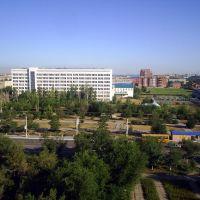 АПИ им.Жубанова, Актобе