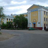 Школа № 16, Актобе