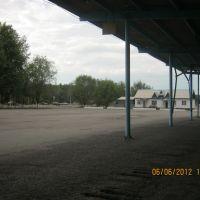 Автовокзал г. Ушарал, Акший