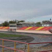 стадион, Акший