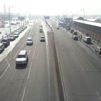 Истоки улицы Розыбакиева / The beginning of the long prospectus, Аршалы