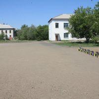 Футб. поле около СШ№146, Атбасар