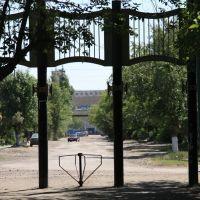 Вид из парка жд, Атбасар