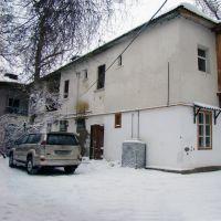 Жилой дом по Одесской улице, Атырау