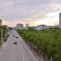 My native city - Atyrau, europian part, Атырау