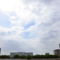 Панорама современного Атырау, Атырау