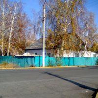 дом на ул. Советской, Балкашино