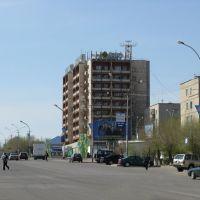 """здание """"Народного банка"""", Жезказган"""