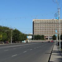 Alasha-Khan Ave. sept 2007, Жезказган
