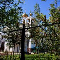 Храм Андрея Первозванного, Жезказган