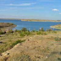 Кенгирское водохранилище, Жезказган