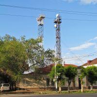The Telecommunication towers / Телекоммуникационные вышки, Жезказган