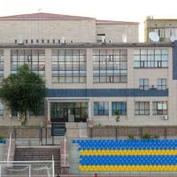 "The Sports center ""Ulytau"" of Corporation Kazakhmys  / Спорт центр корпорации Казахмыс ""Улытау"", Жезказган"
