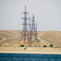 Kengir reservoir / Кенгирское водохранилище, Жезказган