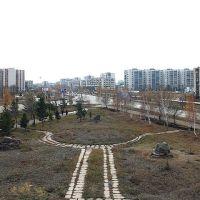 Пересечение М.Горького и Абылай-Хана, Кокшетау