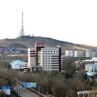 Гостиница Достык, Кокшетау
