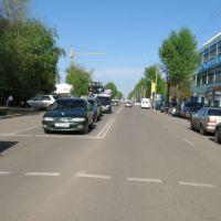 кокше-полиграфия по ул. Е.Ауельбекова (старое Урицкого ), Кокшетау