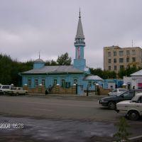 Старая мечеть, Кокшетау