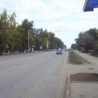 Остановка ДОСААФ, Кокшетау