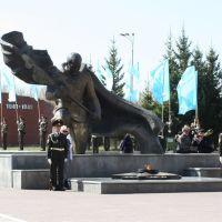 День Победы, Кокшетау