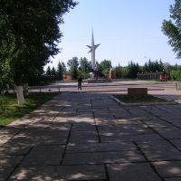 Аллея Славы, Кокшетау