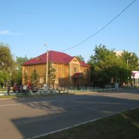 Музей Габдуллина, Кокшетау