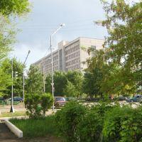 Университет, Кокшетау