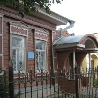 Памятник архитектуры, Кокшетау