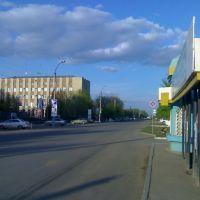 Советская / Ауэзова, Кокшетау
