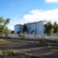 School, Курчатов