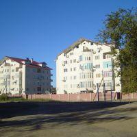 Новые дома, Кызылорда