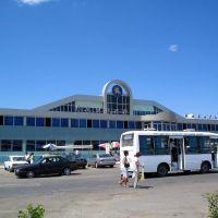 """Рынок """"Отрар"""" до пожара, Кызылорда"""