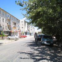 пер. Тулебаева, Кызылорда