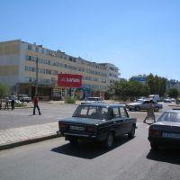 Казыбек-Би, Кызылорда