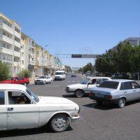 Перекресток, Кызылорда