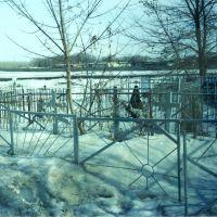 Russian cementary, Махамбет