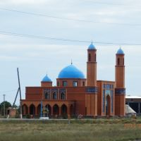 Бесколь. Мечеть., Махамбет