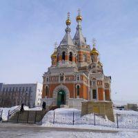 Храм Христа Спасителя в Уральске, Уральск