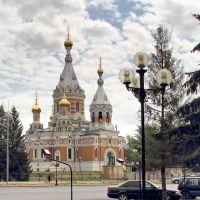 Кафедральный собор в Уральске, Уральск