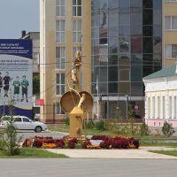 Памятник кобызу, Уральск