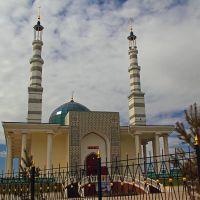 Соборная мечеть Уральска, Уральск