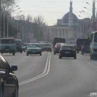 Проспект Евразии, Уральск