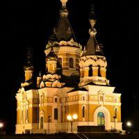 Храм Христа-Спасителя, Уральск