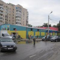 рынок ж/д вокзал, Уральск