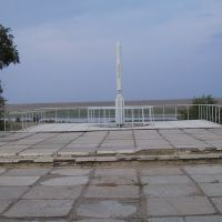 Proton Model near Cosmonaut Hotel, Байконур