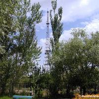 Baikonurs TV tower, Байконур