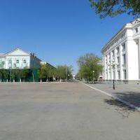 улица Носова, Байконур