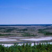 Salt Plain Lookout, Wood Buffalo National Park, Гранд-Праири