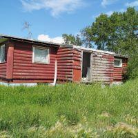 Peace Point, nach Plan eine einsame Indianersiedlung, Гранд-Праири