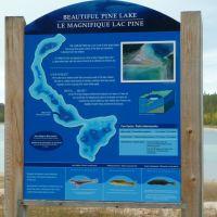 Pine Lake N. Alberta, Гранд-Праири